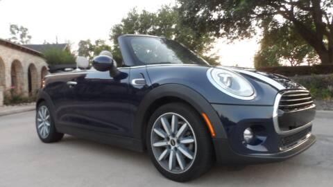 2016 MINI Convertible for sale at Exhibit Sport Motors in Houston TX