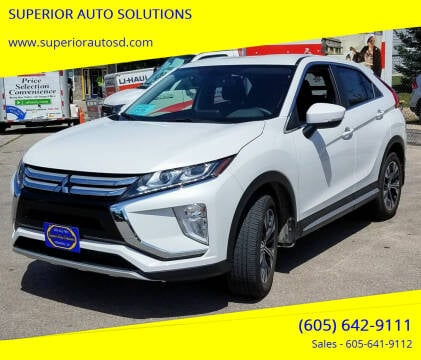 2018 Mitsubishi Eclipse Cross for sale at SUPERIOR AUTO SOLUTIONS in Spearfish SD