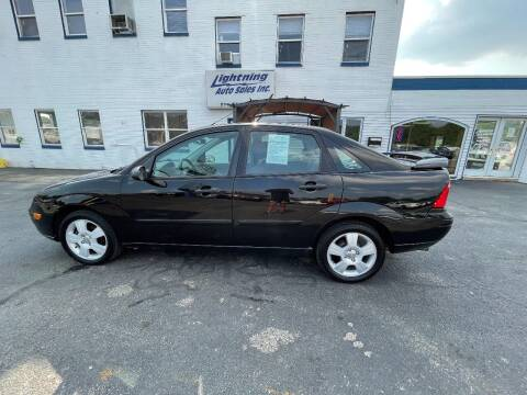2005 Ford Focus for sale at Lightning Auto Sales in Springfield IL