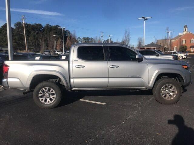 2018 Toyota Tacoma for sale at Southern Auto Solutions - Georgia Car Finder - Southern Auto Solutions - Lou Sobh Honda in Marietta GA
