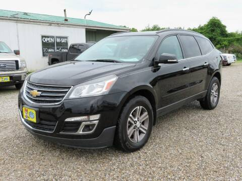 2016 Chevrolet Traverse for sale at Low Cost Cars in Circleville OH