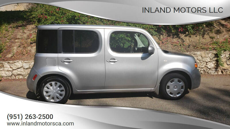 2010 Nissan cube for sale at Inland Motors LLC in Riverside CA
