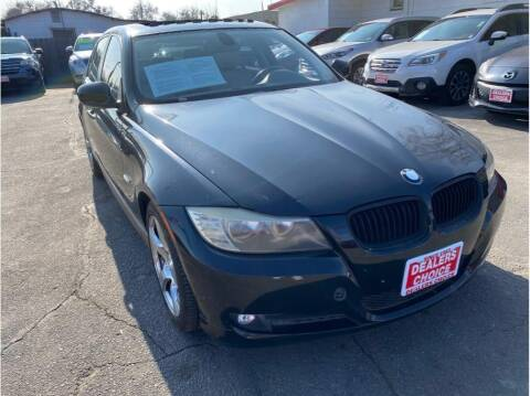 2009 BMW 3 Series for sale at Dealers Choice Inc in Farmersville CA