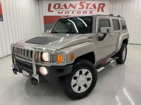 2007 HUMMER H3 for sale at Loan Star Motors in Humble TX