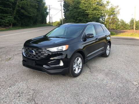 2019 Ford Edge for sale at THATCHER AUTO SALES in Export PA