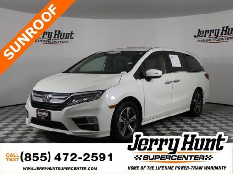 2018 Honda Odyssey for sale at Jerry Hunt Supercenter in Lexington NC