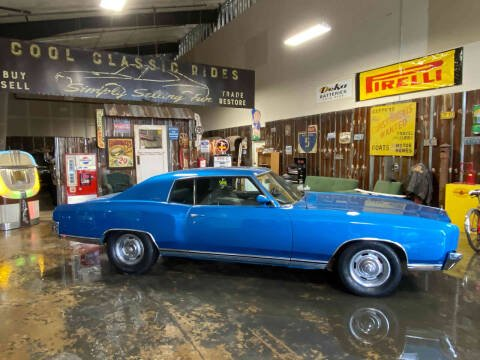 1971 Chevrolet Monte Carlo for sale at Cool Classic Rides in Redmond OR