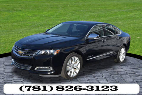2020 Chevrolet Impala for sale at AUTO ETC. in Hanover MA
