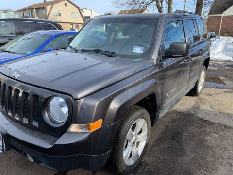 2014 Jeep Patriot for sale at Charles and Son Auto Sales in Totowa NJ