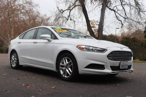 2013 Ford Fusion for sale at La Familia Auto Sales in San Jose CA