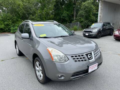 2010 Nissan Rogue for sale at Gia Auto Sales in East Wareham MA
