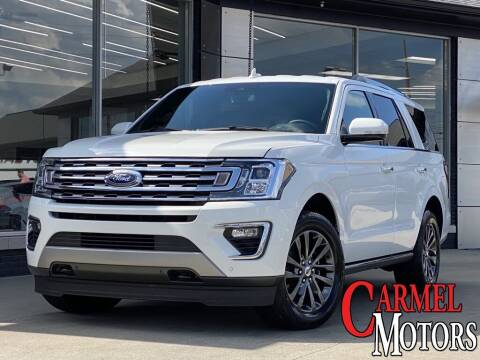 2021 Ford Expedition for sale at Carmel Motors in Indianapolis IN