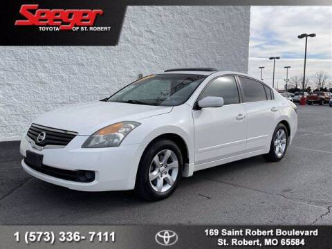 2008 Nissan Altima for sale at SEEGER TOYOTA OF ST ROBERT in St Robert MO