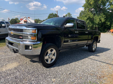2015 Chevrolet Silverado 2500HD for sale at Priority One Auto Sales - Priority One Diesel Source in Stokesdale NC