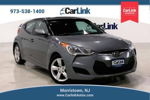2013 Hyundai Veloster for sale at CarLink in Morristown NJ