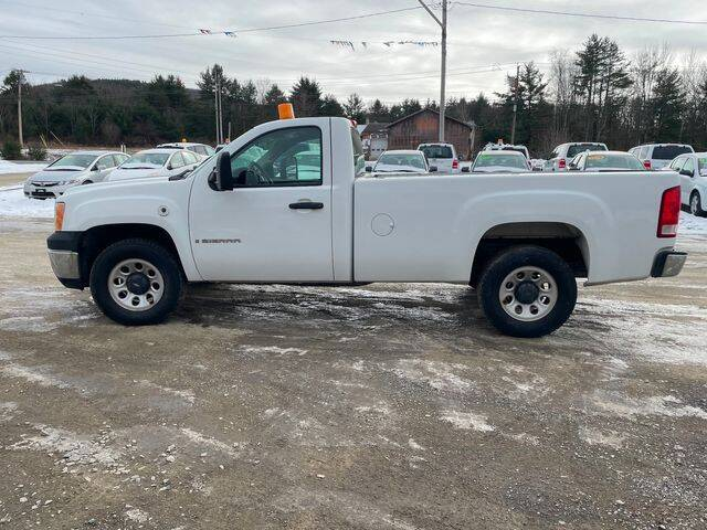2007 GMC Sierra 1500 for sale at Upstate Auto Sales Inc. in Pittstown NY