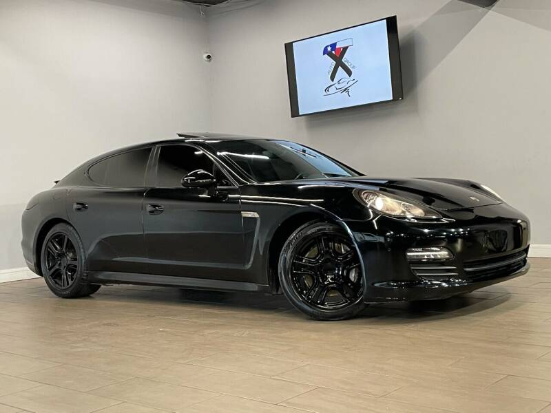 2011 Porsche Panamera for sale at TX Auto Group in Houston TX