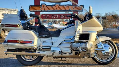 1998 Honda Goldwing SE for sale at Haldeman Auto in Lebanon PA