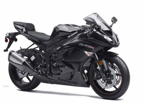 2012 Kawasaki Ninja ZX-6R for sale at Powersports of Palm Beach in Hollywood FL