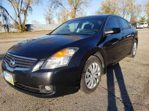 2008 Nissan Altima for sale at Flex Auto Sales in Cleveland OH