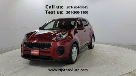 2019 Kia Sportage for sale at NJ State Auto Used Cars in Jersey City NJ