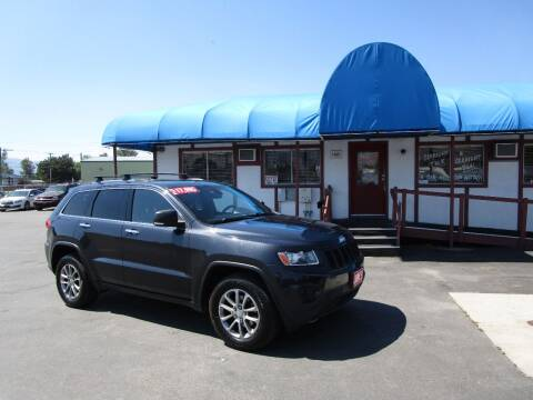 2014 Jeep Grand Cherokee for sale at Jim's Cars by Priced-Rite Auto Sales in Missoula MT