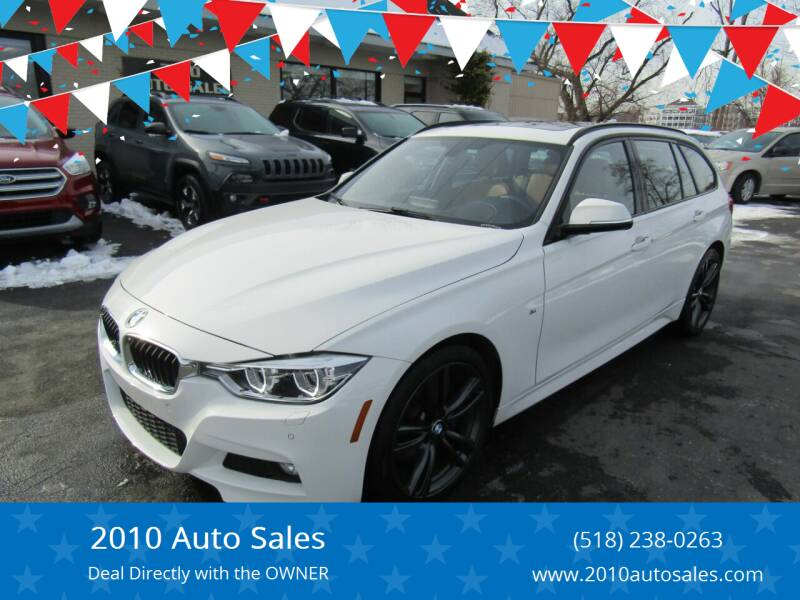 2016 BMW 3 Series for sale at 2010 Auto Sales in Troy NY