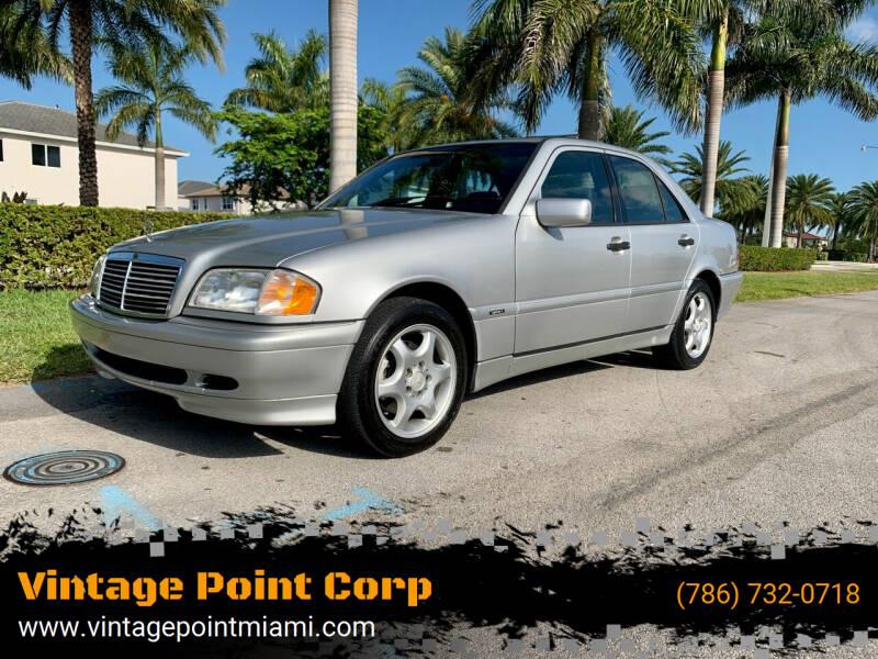2000 Mercedes-Benz C-Class for sale in Miami, FL