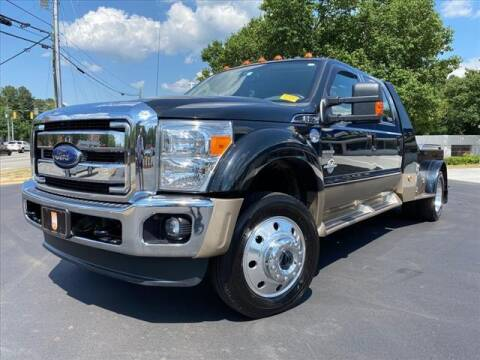 2013 Ford F-550 Super Duty for sale at iDeal Auto in Raleigh NC