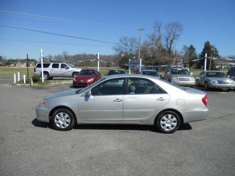 2003 Toyota Camry for sale at All Cars and Trucks in Buena NJ