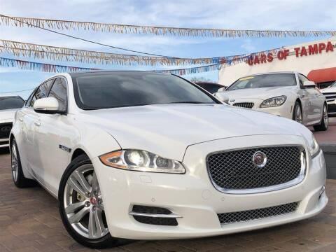 2015 Jaguar XJL for sale at Cars of Tampa in Tampa FL