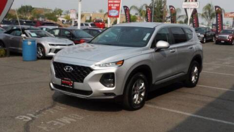 2019 Hyundai Santa Fe for sale at Choice Motors in Merced CA