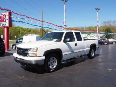 2007 Chevrolet Silverado 1500 Classic for sale at Patriot Motors in Cortland OH