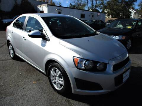 2016 Chevrolet Sonic for sale at Exem United in Plainfield NJ
