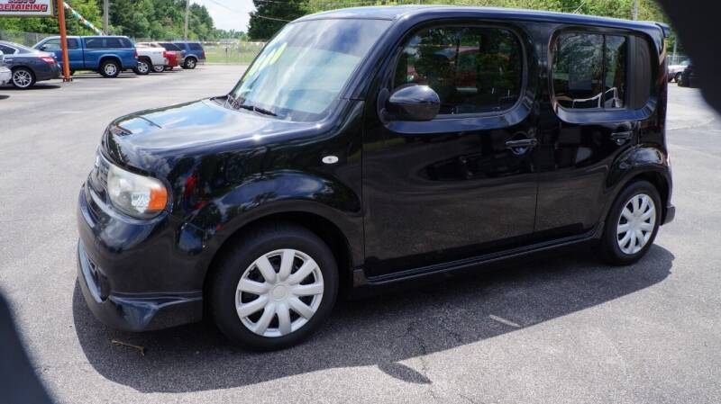 2009 Nissan cube for sale at G & R Auto Sales in Charlestown IN