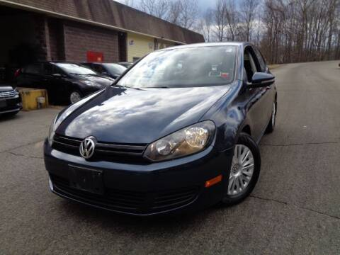 2012 Volkswagen Golf for sale at Skyline Motors in Ringwood NJ