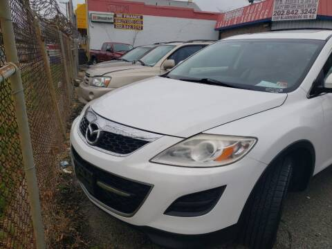 2010 Mazda CX-9 for sale at Jimmys Auto INC in Washington DC