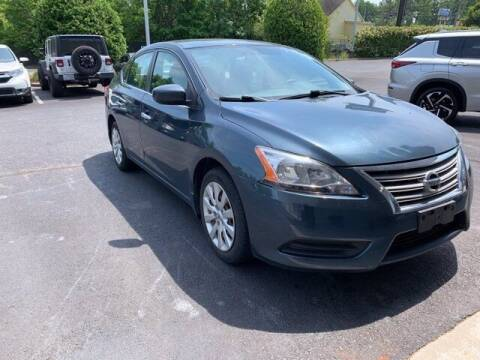 2013 Nissan Sentra for sale at Planet Automotive Group in Charlotte NC