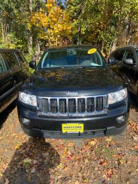 2013 Jeep Grand Cherokee for sale at Hartford Auto Center in Hartford CT