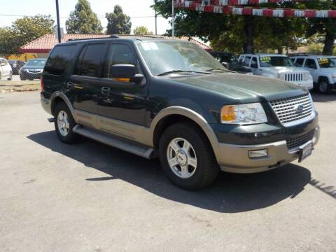 2004 Ford Expedition for sale at EXPRESS CREDIT MOTORS in San Jose CA