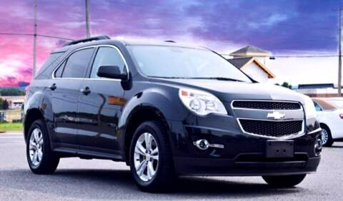 2011 Chevrolet Equinox for sale at Broadway Motor Car Inc. in Rensselaer NY