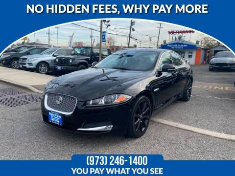 2013 Jaguar XF for sale at Route 46 Auto Sales Inc in Lodi NJ