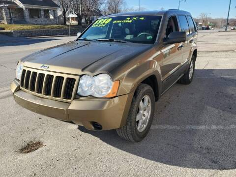 2008 Jeep Grand Cherokee for sale at Street Side Auto Sales in Independence MO
