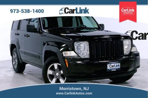 2008 Jeep Liberty for sale at CarLink in Morristown NJ
