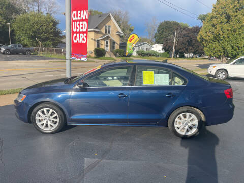 2014 Volkswagen Jetta for sale at Fridays Auto Deals LLC in Oshkosh WI
