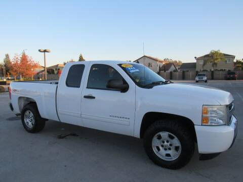 2011 Chevrolet Silverado 1500 for sale at Repeat Auto Sales Inc. in Manteca CA
