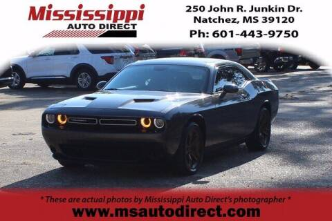 2016 Dodge Challenger for sale at Auto Group South - Mississippi Auto Direct in Natchez MS