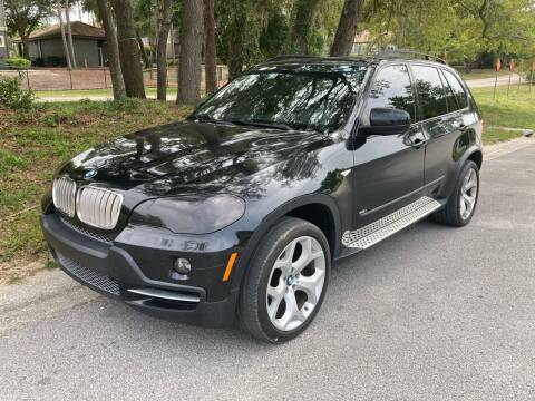 2007 BMW X5 for sale at Low Price Auto Sales LLC in Palm Harbor FL