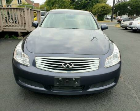 2008 Infiniti G35 for sale at Life Auto Sales in Tacoma WA
