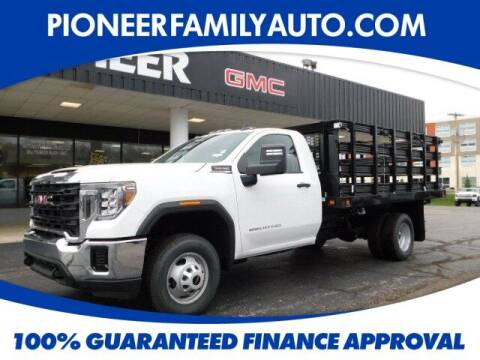 2020 GMC Sierra 3500HD CC for sale at Pioneer Family auto in Marietta OH